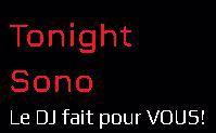 Tonight Sono : Animation de soiree