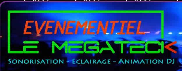 LE MEGATECK : DJ - Discomobile Mariage