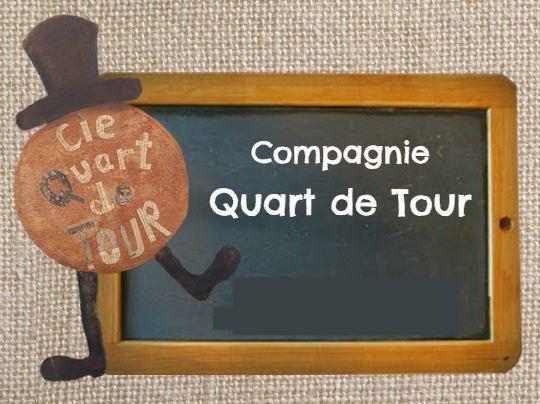 cie Quart de Tour : Maquilleuse