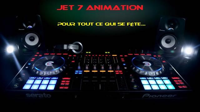 Jet 7 Animation : Animation DJ Mariage et soirées privées