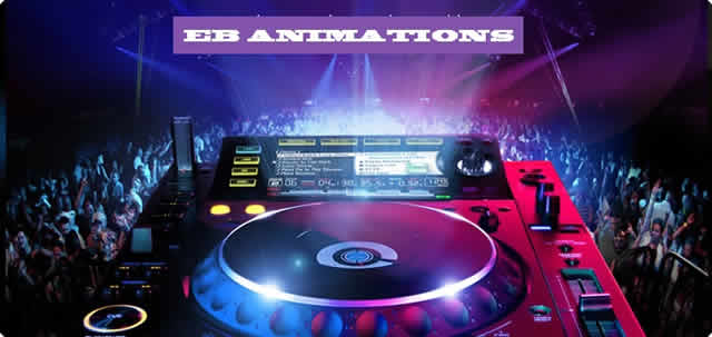 EB ANIMATIONS : Disc Jockey