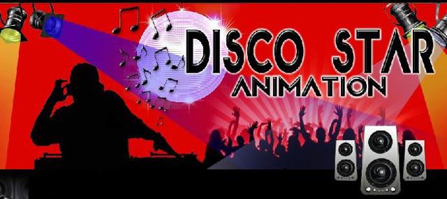 DISCO STAR ANIMATION : DJ ANIMATEUR