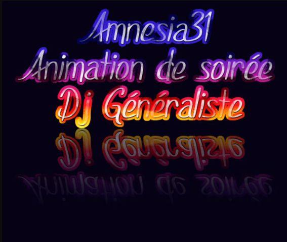 amnesia31 : Dj généraliste