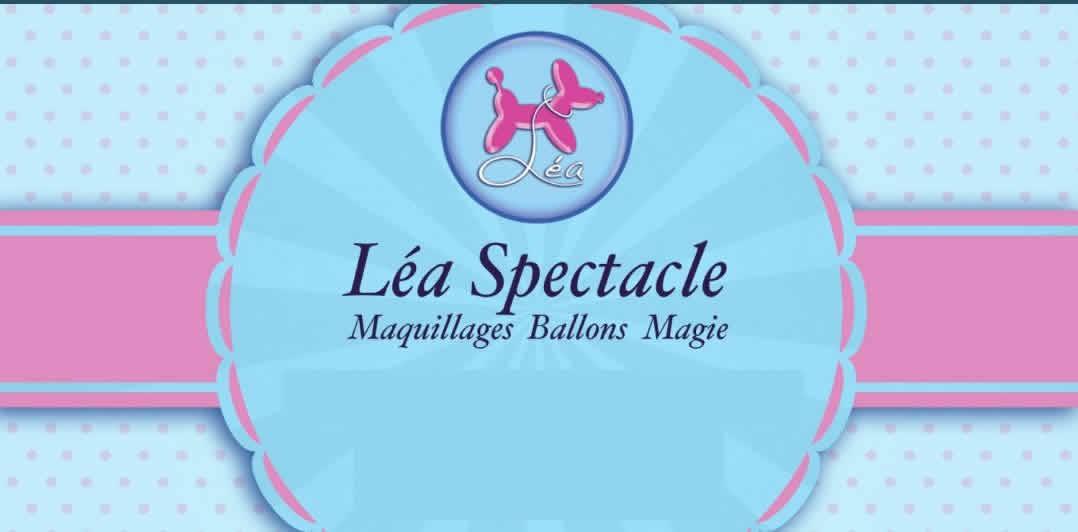 Léa Specatcle : Maquilleuse pour enfants