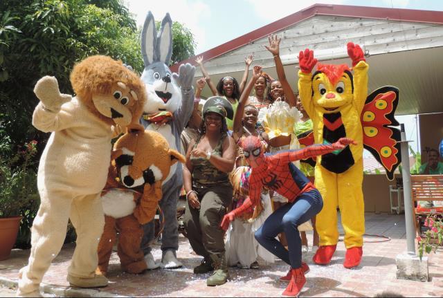 Deamouv : Animations et spectacles pour enfants