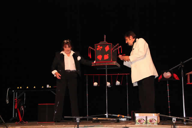 Mirochi : Magicien