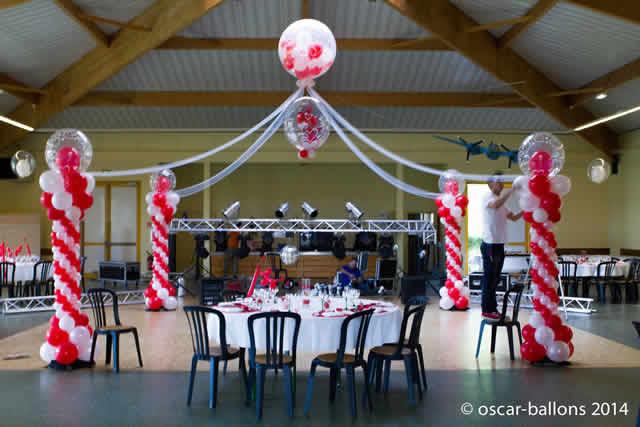 OSCAR BALLONS : Décorateur ballons, Animation ballons