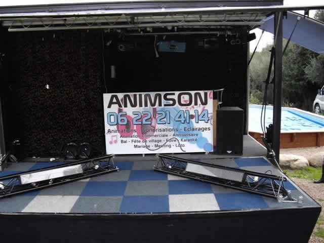 ANIMSON : ORGANISATION EVENEMENT DJ MARIAGE KARAOKE