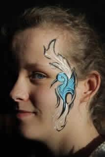 Couleurs Viv' : Maquilleuse artistique