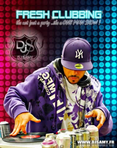 samo : DJ