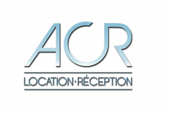ACR location réception