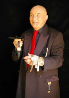 JACK GORDON MAGICIEN : Magicien professionnel