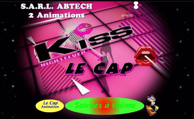 sarl abtech le cap et kiss animation : DJ, anniversaire, mariage