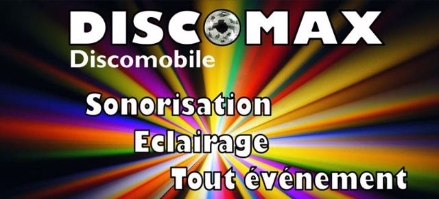 Discomax : DJ, soirée, cérémonie