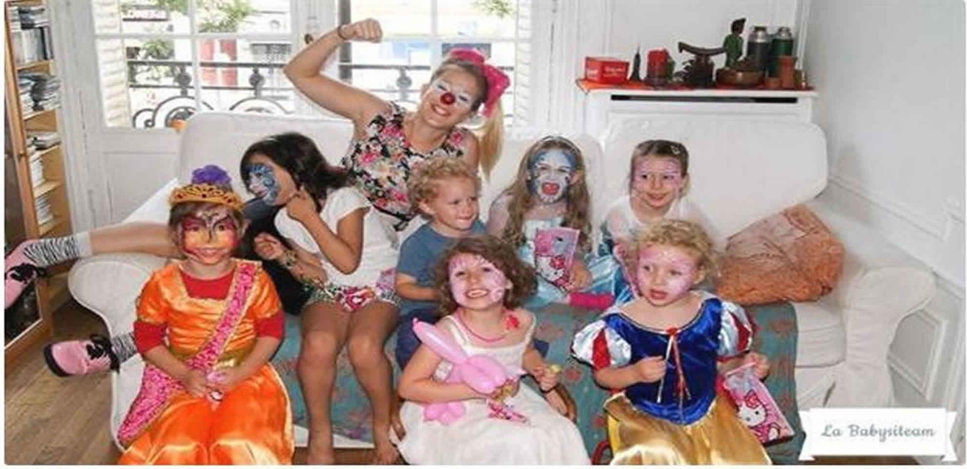 La Babysiteam : Spectacle enfants, jeux, mariage