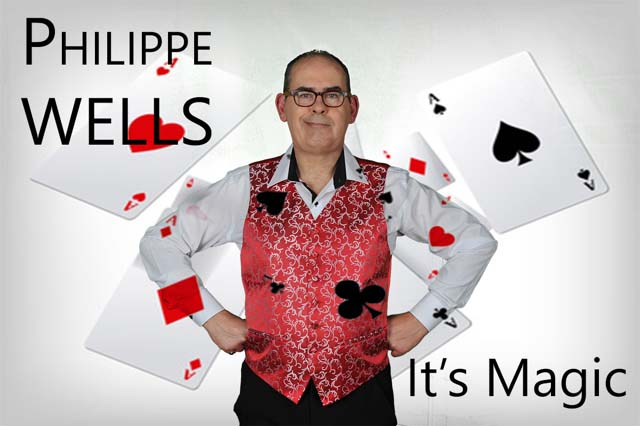 Philippe Wells - Magicien/Mentaliste
