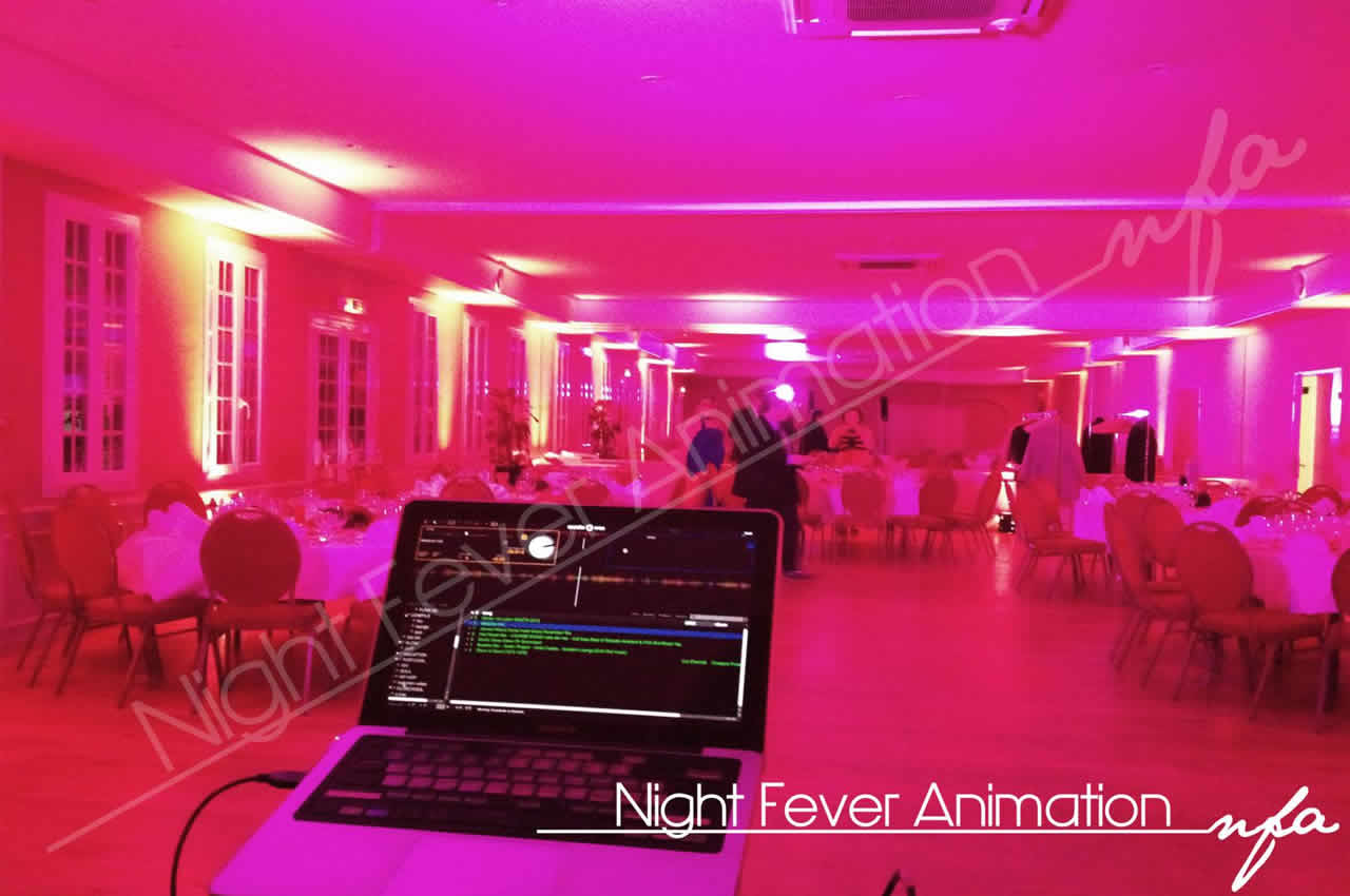 Night Fever Animation : Animation, DJ & technicien, mariage