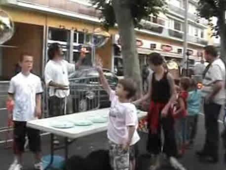 Les Gueurnipiauds :  Atelier de maquillage, enfants, fête