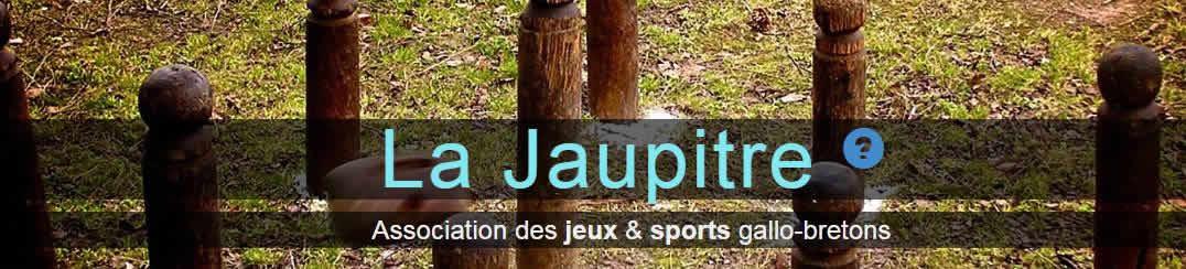La Jaupitre : Jeux bretons, tout âge, location