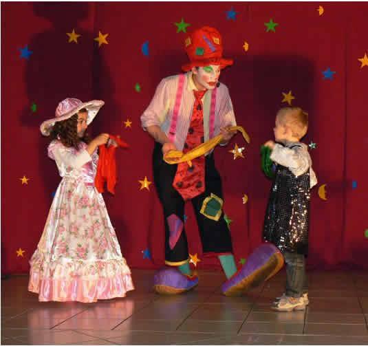 Compagnie Kivrille : Cirque, spectacle pour enfant, clown