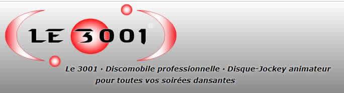 Discomobile Le 3001 : DJ Mariage