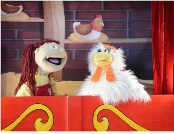 La Compagnie Du Petit Poucet  : Spectacle enfant, animation, conte