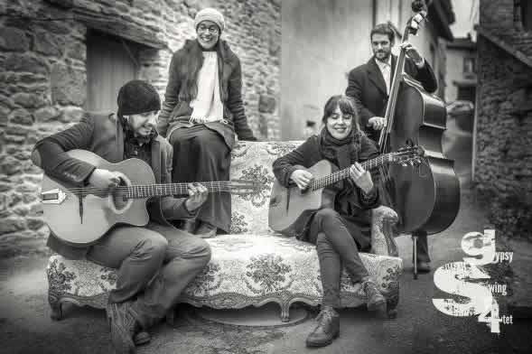Gipsy Swing Quartet