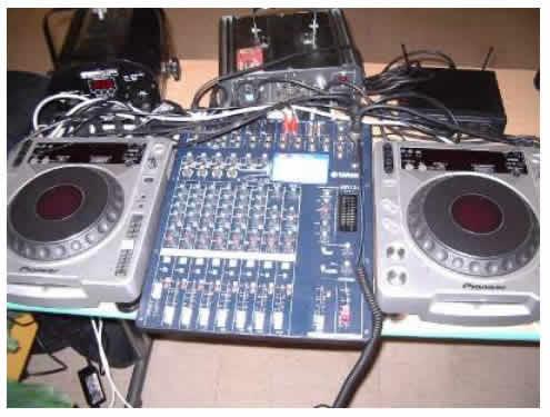 jess music : dj animateur de soirée