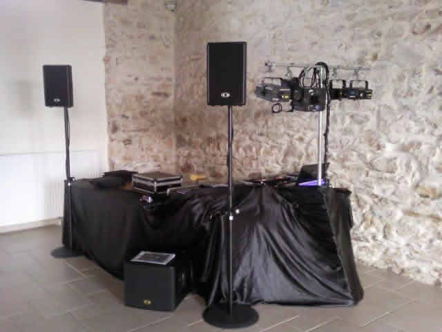 KLAPS ANIMATION : DJ ANIMATEUR 77 MARIAGE ANNIVERSAIRE