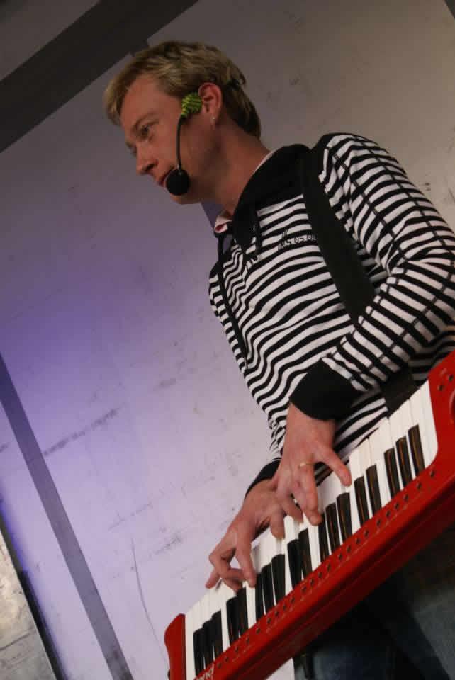 Stephane Quillien : DJ Mariage