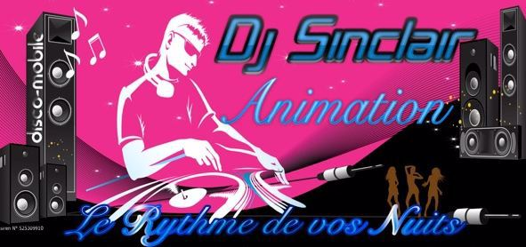 Dj Sinclair Animation