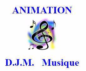 Animation D.J.M. Musique : DJ mariage