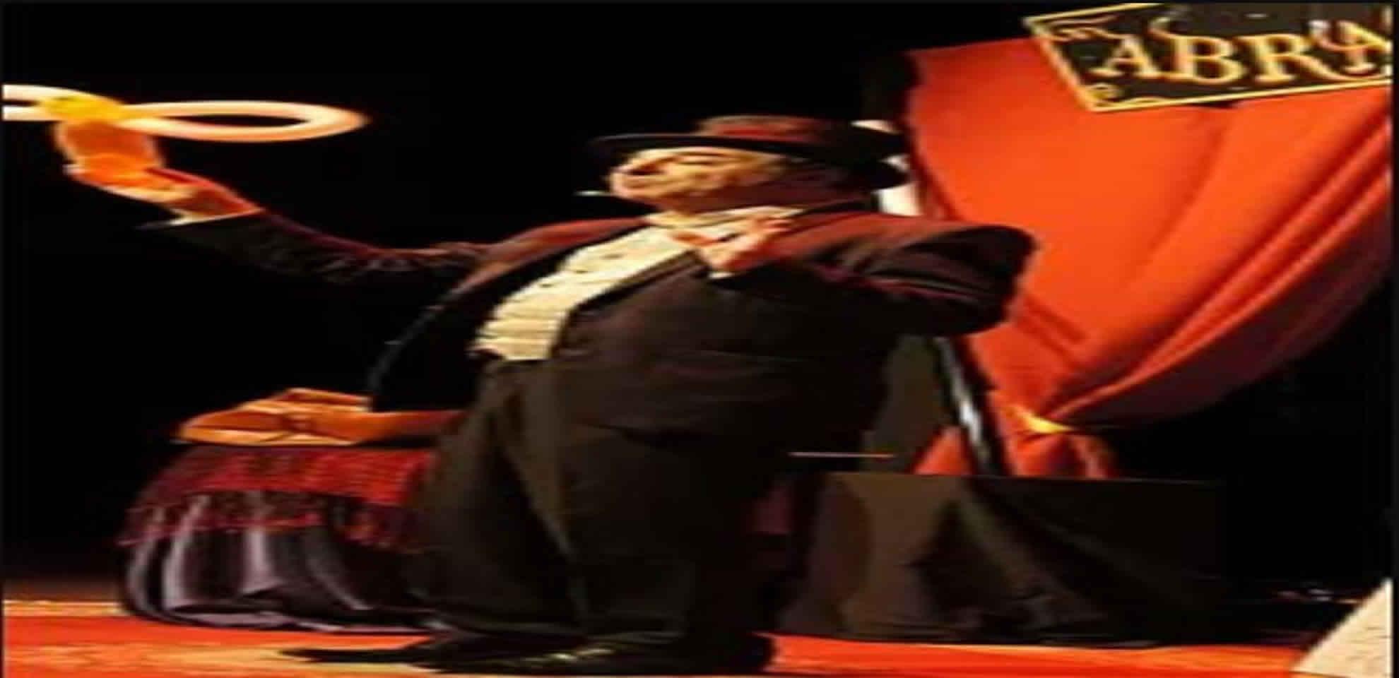 Paul Maz : Magicien, conteur, théâtre