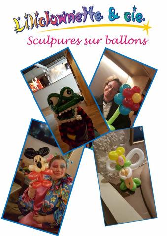 Liliclownette et Cie : Animation enfants clown