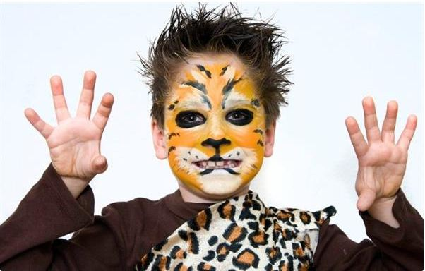 Annelie : Atelier Maquillage enfant