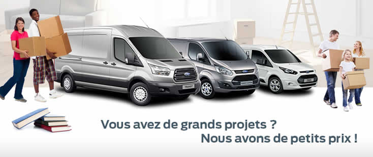 FORD RENT Bretagne Location Franchisé