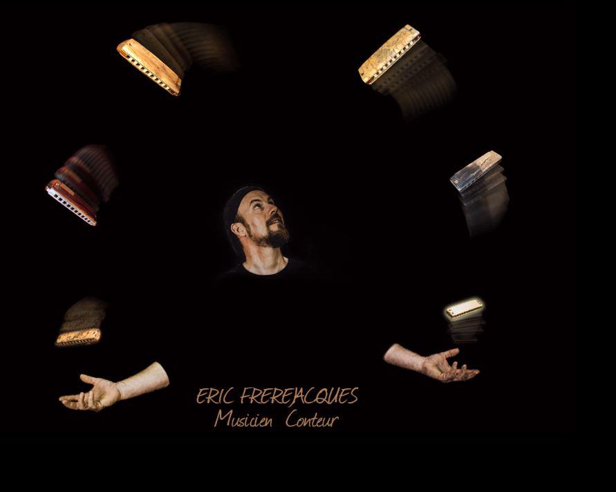 Eric Frerejacques : Musicien Conteur