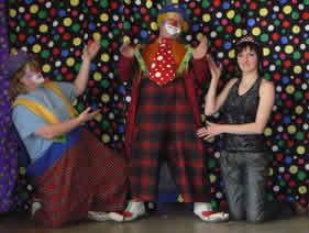 Jojo et Kikine  : Clown