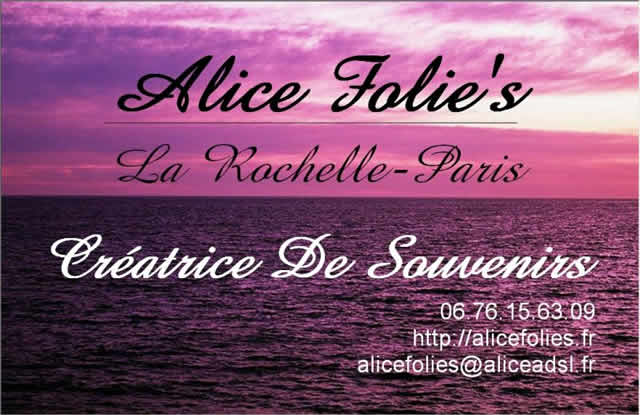 Alice Folie's