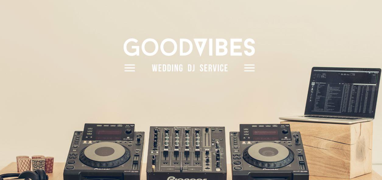GoodVibesEvent : DJ animateur