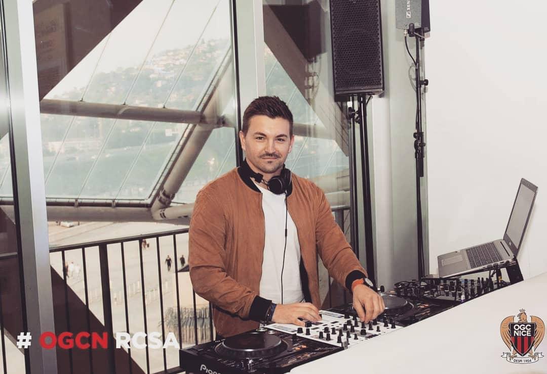 Dj M4t : DJ animateur