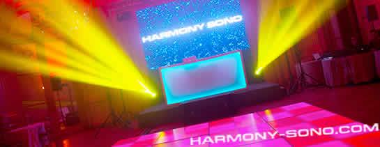 HARMONY SONO : DJ mariage et soirée dansante