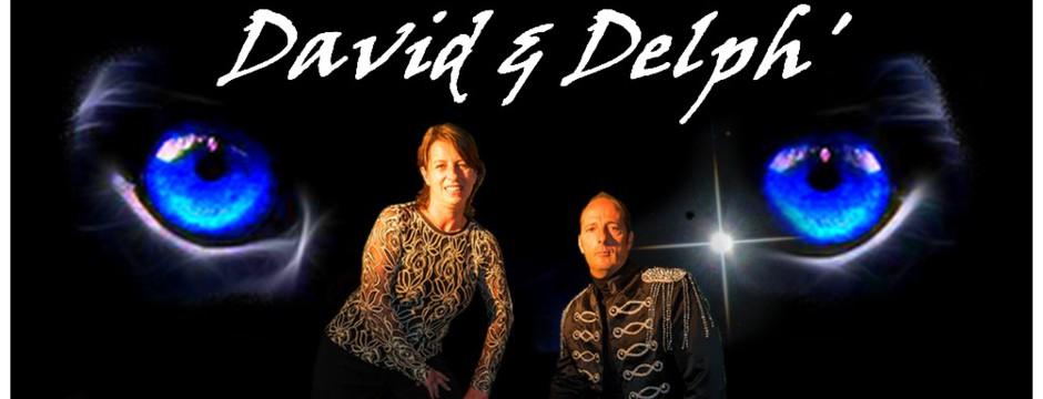 David & delph' : Magicien pour enfant professionnel