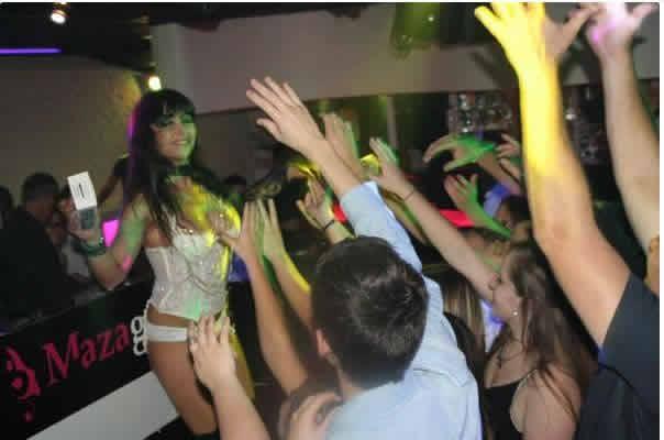 LE MAZAGRAN : Un DJ pour animer vos festivités