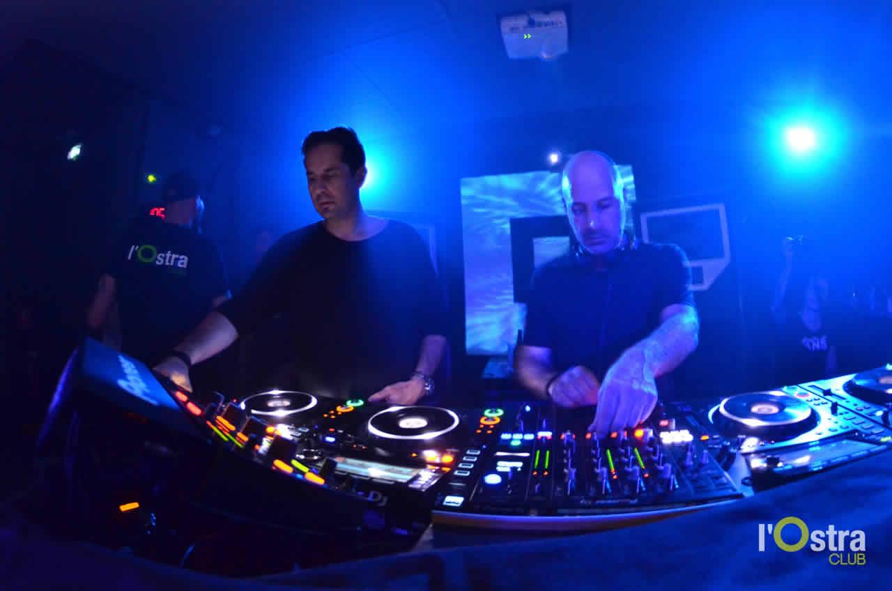 L'OSTRA : Appelez un DJ pour vos festivités