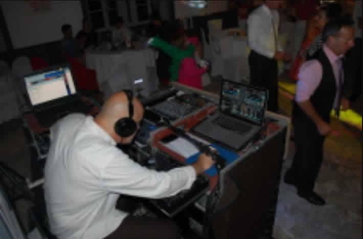 SKY PRODUCTION... : Un DJ pour une fête de mariage