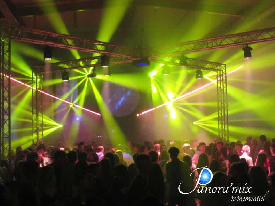 PANORA'MIX : Un Dj unique pour votre fête