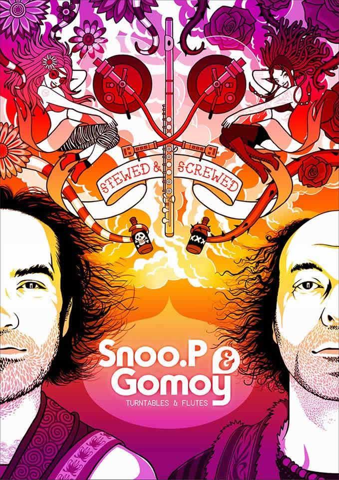 DJ - A LYON DJ SNOO.P et GOMOY : Soirée mémorable avec un DJ