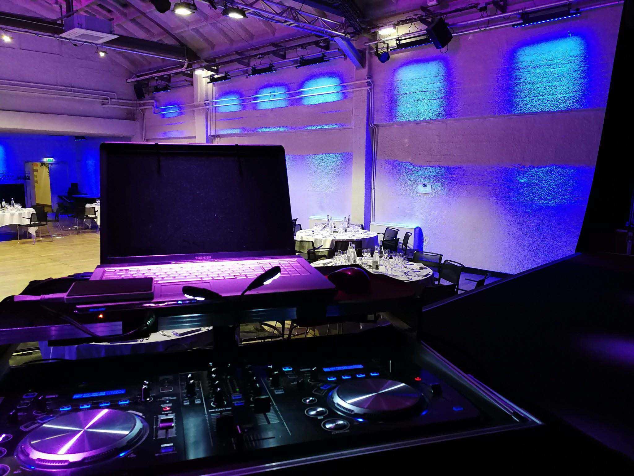 DIDIER PLINGUET : Un DJ pour marquer un événement