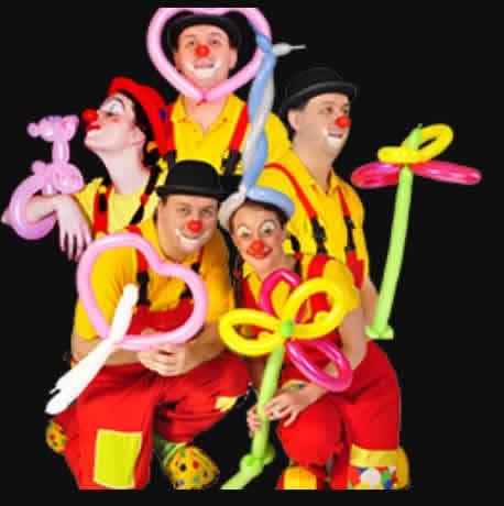 CHOUPETTE LE CLOWN : Une animation de qualité avec un clown